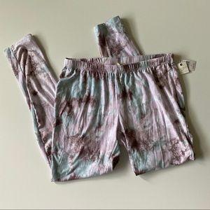NWT Ultra Flirt Plus Soft Tie-Dye Leggings Size 1X